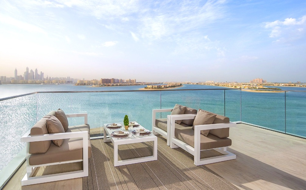 SERENIA RESIDENCES THE PALM JUMEIRAH