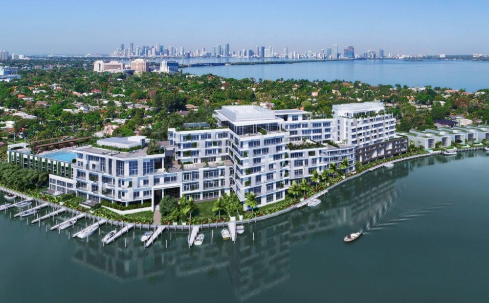 THE RITZ-CARLTON RESIDENCES- MIAMI BEACH